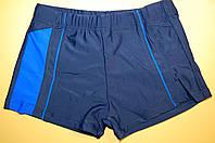 Плавки купальные детские Спорт код 00510 синие Размеры 40-48