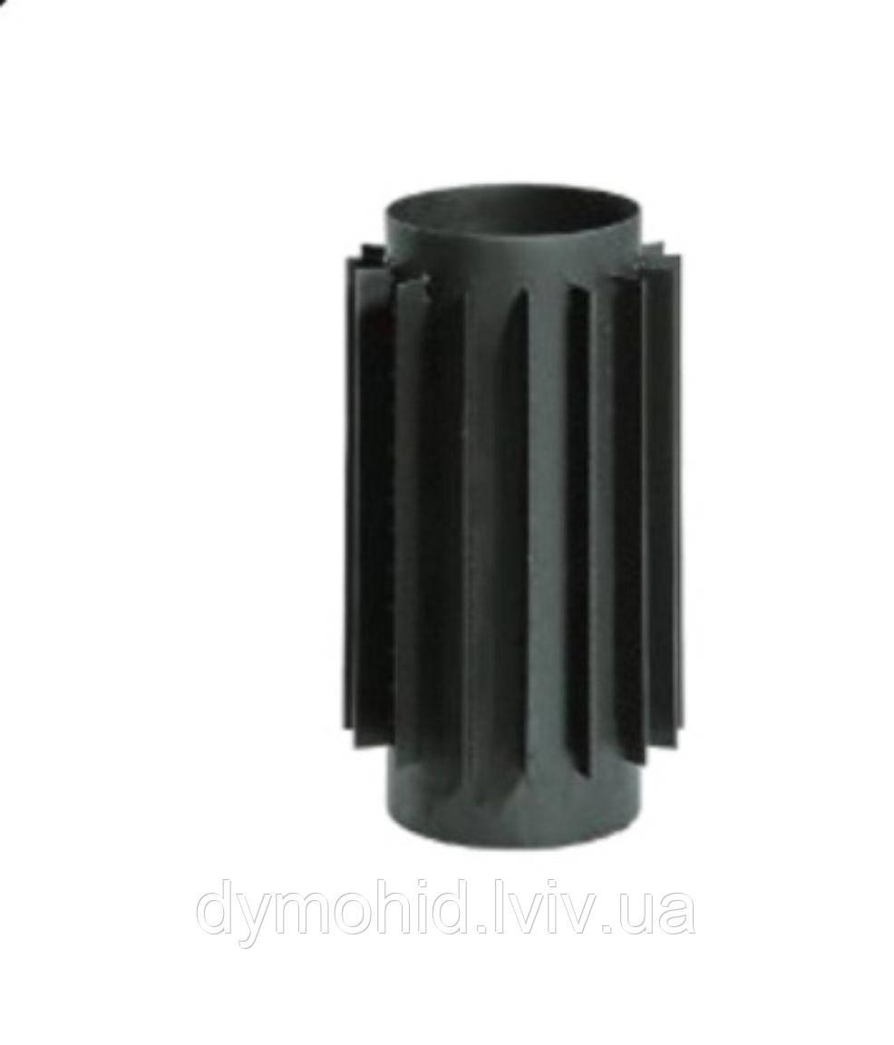 Радіатор з чорної сталі ∅120- ∅200