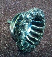 Щітка дриль жорстка металева 75 мм код 3075, фото 1