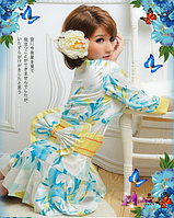 Халатик кимоно цвет 1