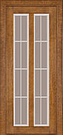 Межкомнатные двери Terminus модель 117 дуб тонированный