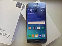 Смартфон Samsung G920P Galaxy S6 32GB Black Sapphire Оригинал