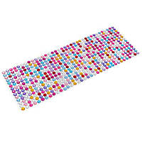 Набор из 750 разноцветных стразов 3мм DIY скрапбукинг нейл-арт декор