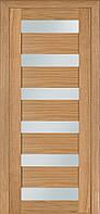 Межкомнатные двери Терминус модель 136 светлый дуб