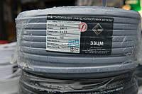 ВВГ-П 3х1,5 Запорожье ЗЗЦМ (плоский, жесткий, монолитный)