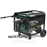Электрогенератор Iron Angel EG 5500 E бензиновый (5,5 кВт)