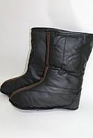Валенки кожаные Украина, фото 1