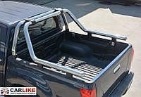 Дуга на кузов (нержавейка) - Ford Ranger Ø60