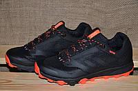 Adidas TERREX  295 TRAILMAKER GTX (739 черные с оранжевыми вставками)