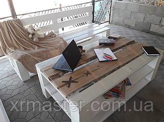 Меблі в стилі піддон
