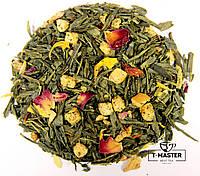 Зелений ароматизований чай Груша Делішес, 500 г