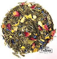 Зелений ароматизований чай Джаз-ті, 500 г