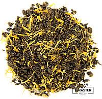 Зелений ароматизований чай Зелений молочний, 500 г
