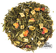Зелений ароматизований чай Солодкий блюз, 500 г