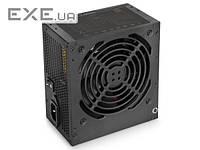 Блок питания Deepcool 600 W ATX 2.3 APFC 20+4+8+4*6/ 8pcie 1*12см 80+Bronze CE, FCC, CCC, CB (DA600)