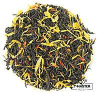 Чорний ароматизований чай Кленовий сироп, 500 г