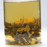 Білий в'язаний чай Серце красуні, 250 г