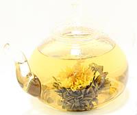 Білий в'язаний чай Полуниця імператора, 250 г