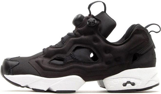 Мужские кроссовки Reebok Insta Pump Fury OG Black White