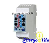 Реле времени РЭВ–201М двухканальное, для коммутации электрических цепей переменного и постоянного тока с регулируемой задержкой времени включения