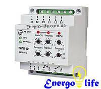 Реле напряжения РНПП-301 (контроль МП), для защиты от ассиметрии фаз так и от пропадания/превышения напряжения