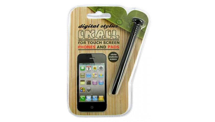 Гвоздь - стилус для смартфона/планшета