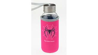 Бутылка с чехлом Spiderman