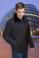 Куртка  Freever мужская  черная 1726