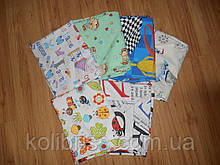 Комплект детского постельного белья бязь 110*140 см