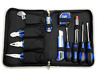 Набор инструментов 17 предметов // Partner PA-5517 код. 4259