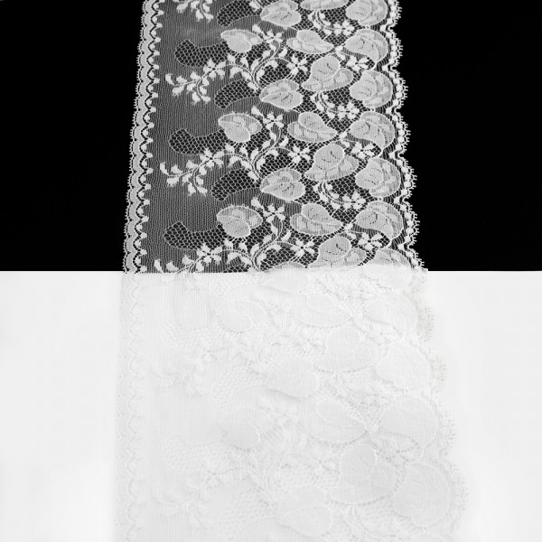 Кружево Италия арт. 78 белое, шир 13 см