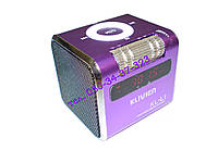 Портативная мини радио колонка KLIVIEN KL-L1