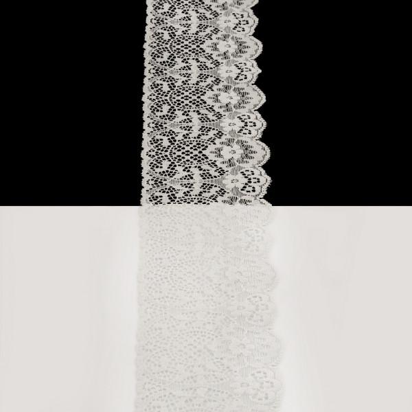 Кружево Италия арт.109 белое, шир 7 см