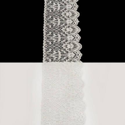 Кружево Италия арт.109 белое, шир 7 см, фото 2