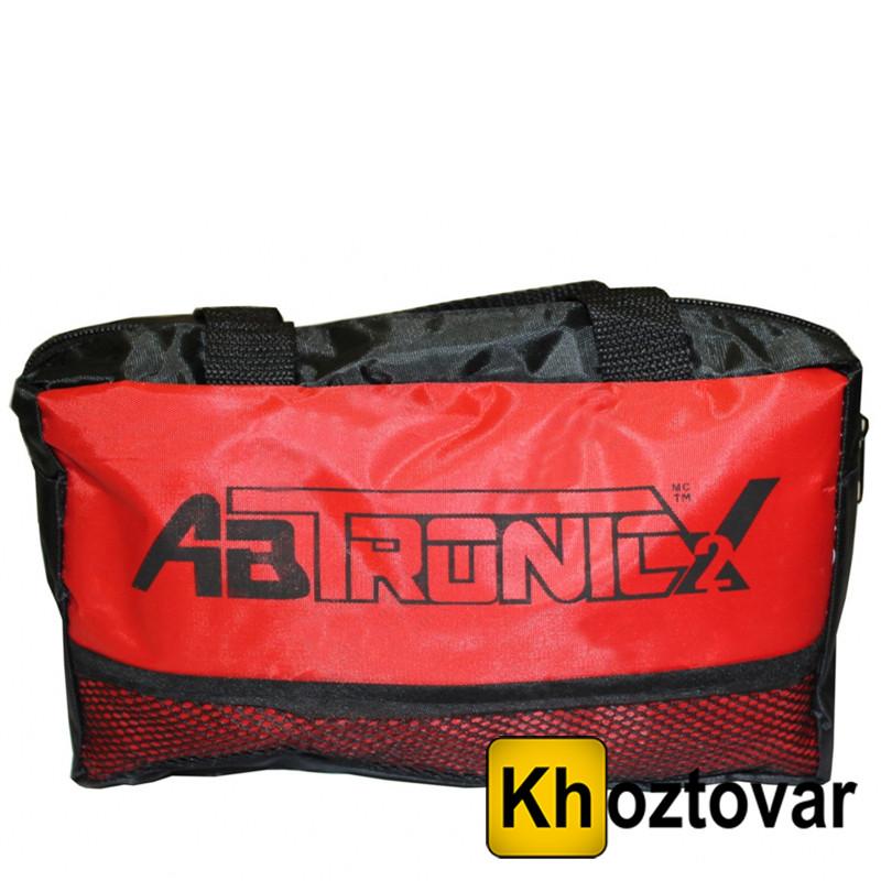 Электростимулятор мышц   Пояс для похудения Абтроник   AbTronic X2
