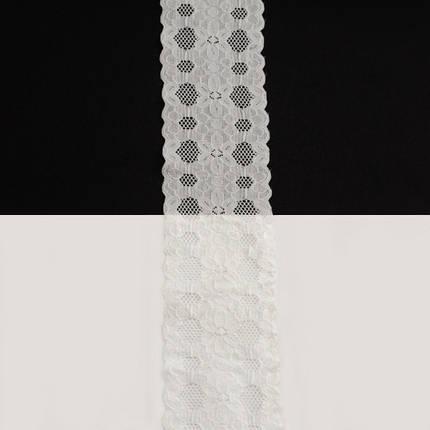 Кружево Италия арт.165 белое, шир 6 см, боб 10 м, фото 2
