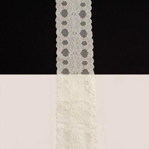 Кружево Италия арт.169 молочное, шир 6 см, боб 10 м.