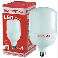 Светодиодная лампа Economka 40w E27 4200К