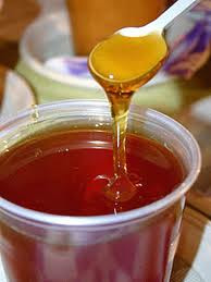 Мед гречневый