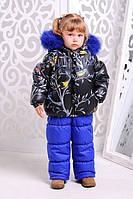 Зимний костюм для ребенка