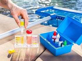 Тестери для води бассейна