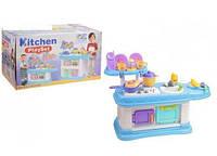 Детская кухонька функциональная 0188