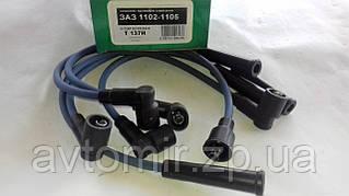 Провода свечные зажигания Заз 1102-1105,Таврия,Славута Tesla (TS T137H)