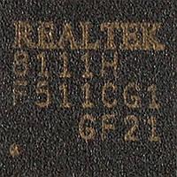 Микросхема Realtek RTL8111H