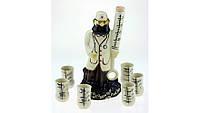 Подарочный коньячный набор Доктор,7 предметов, производство Украина, 502873513