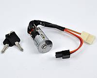 Контактная группа замка зажигания с ключами на Renault Master II 1998->2010 - Auto France (Польша) - DF 32537