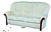 Прямой кожаный диван Чианти (190 см), фото 2