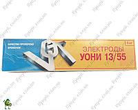 Электроды сварочные Вистек УОНИ-13/55 Ø 3 мм 5 кг