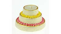 Свеча тортик