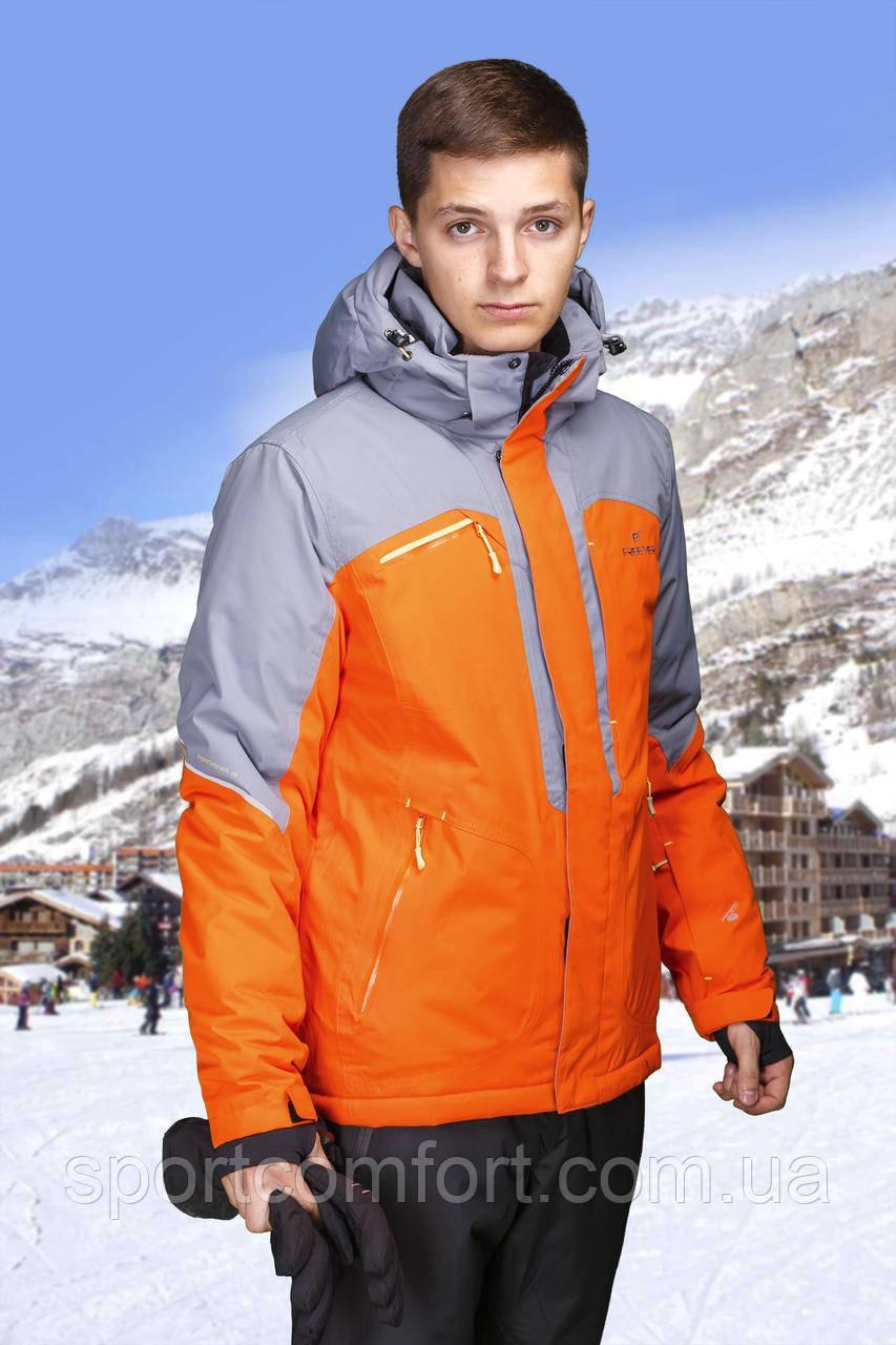 Куртка Freever мужская   Orange